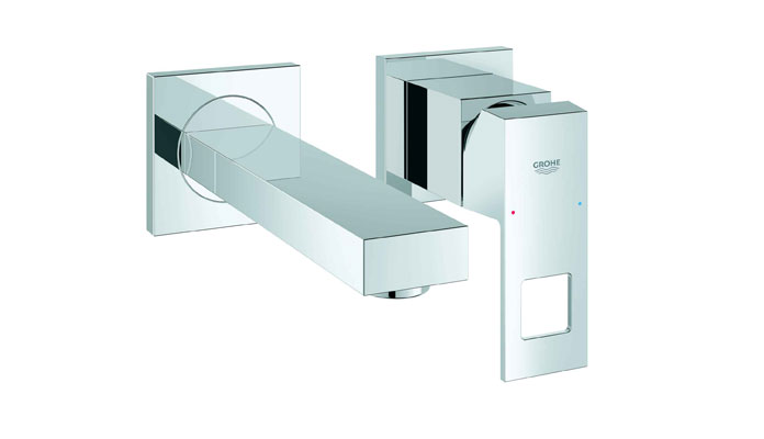 GROHE Eurocupe, indbygning